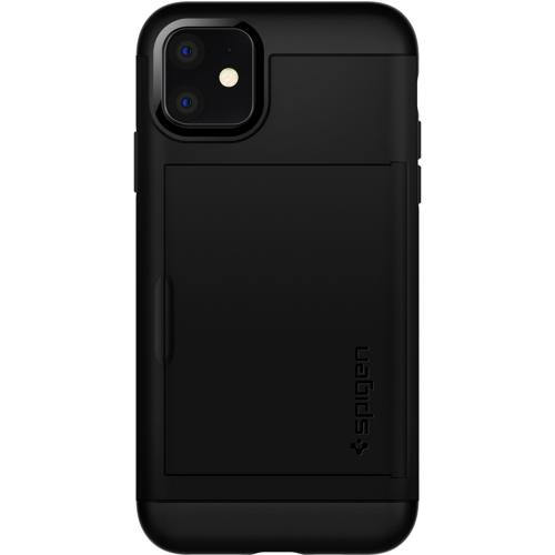 Slim Armor CS Backcover voor de iPhone 11 - Zwart