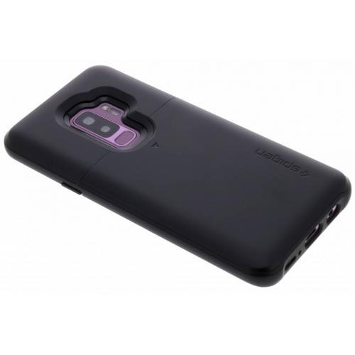 Slim Armor CS Backcover voor Samsung Galaxy S9 Plus - Zwart