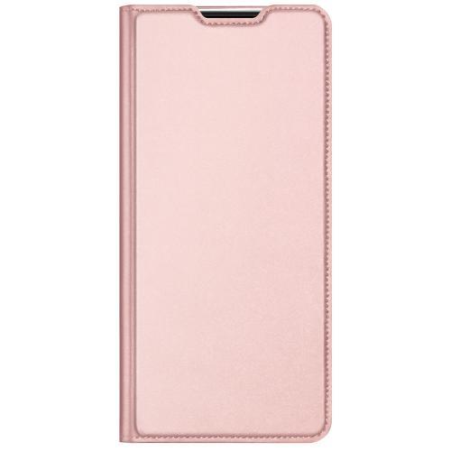 Slim Softcase Booktype voor de Xiaomi Mi 11 - Rosé Goud