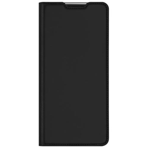 Slim Softcase Booktype voor de Xiaomi Mi 11 - Zwart