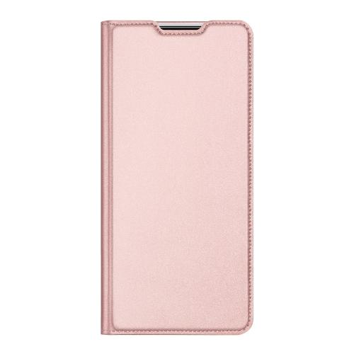 Slim Softcase Booktype voor de Xiaomi Redmi 9 - Rosé Goud