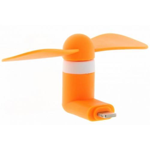 Smartphone ventilator Lightning - Oranje