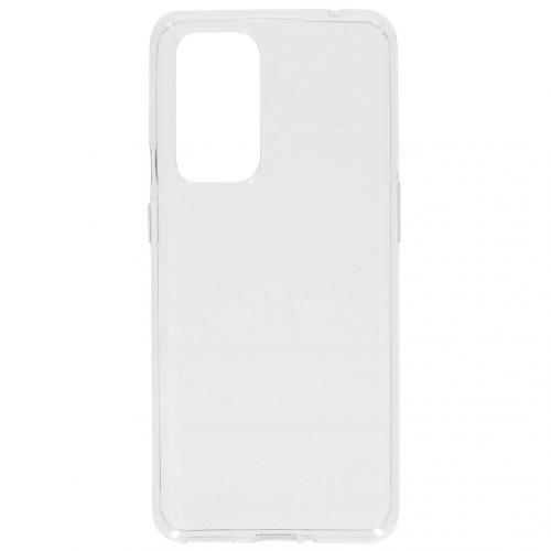 Softcase Backcover voor de OnePlus 9 Pro - Transparant
