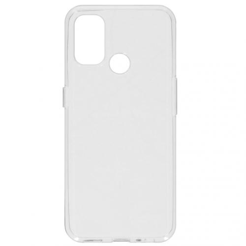 Softcase Backcover voor de Oppo A53 / Oppo A53s - Transparant