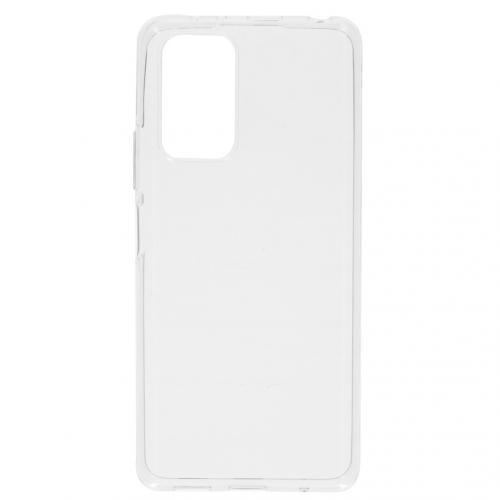 Softcase Backcover voor de Xiaomi Redmi Note 10 Pro - Transparant