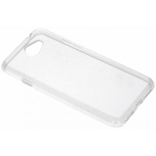Softcase Backcover voor General Mobile GM6 - Transparant