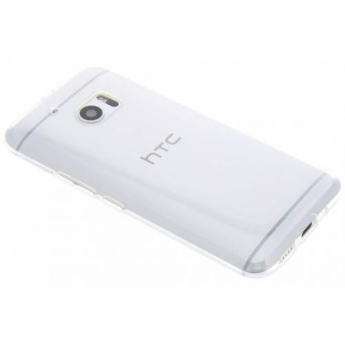 Softcase Backcover voor HTC 10 - Transparant