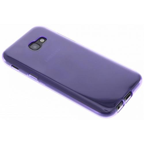 Softcase Backcover voor Samsung Galaxy A5 (2017) - Paars
