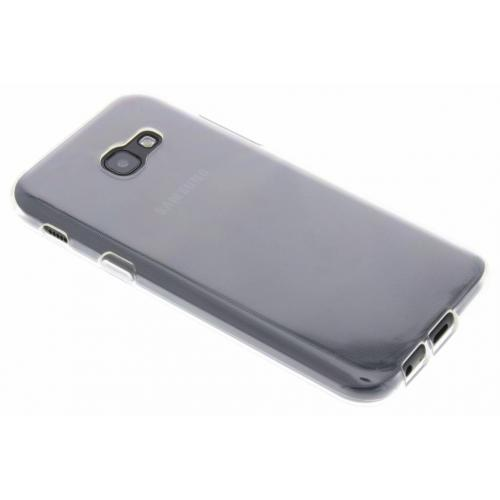 Softcase Backcover voor Samsung Galaxy A5 (2017) - Transparant