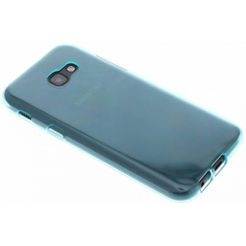 Softcase Backcover voor Samsung Galaxy A5 (2017) - Turquoise