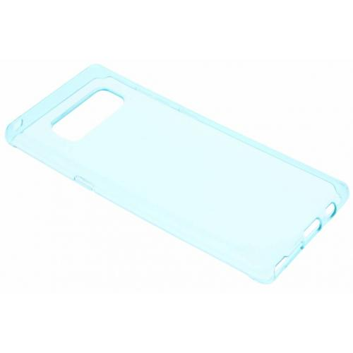 Softcase Backcover voor Samsung Galaxy Note 8 - Turquoise