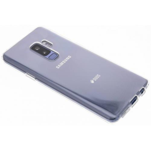 Softcase Backcover voor Samsung Galaxy S9 Plus - Transparant