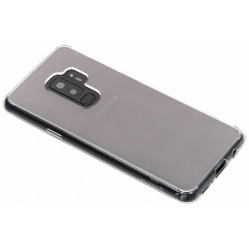 Survivor Clear Backcover voor Samsung Galaxy S9 Plus - Transparant