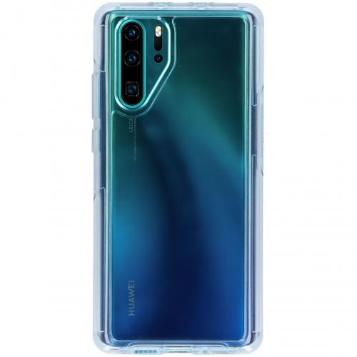 Symmetry Backcover voor de Huawei P30 Pro - Transparant