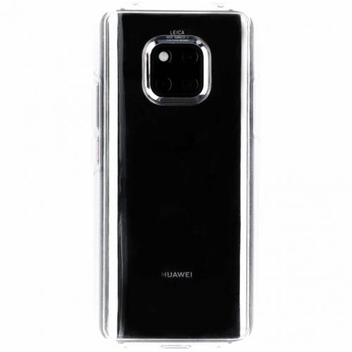 Symmetry Backcover voor Huawei Mate 20 Pro - Transparant