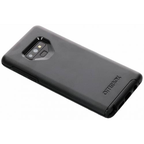 Symmetry Backcover voor Samsung Galaxy Note 9 - Zwart