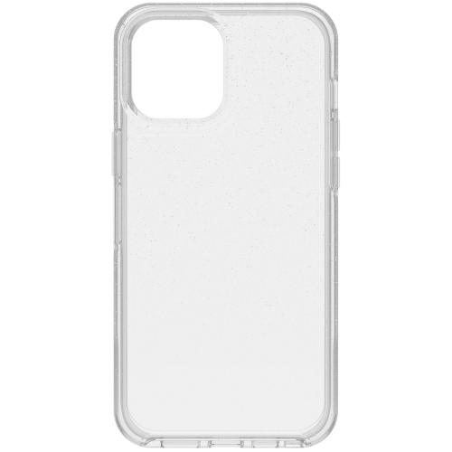 Symmetry Clear Backcover voor de iPhone 12 Pro Max - Stardust