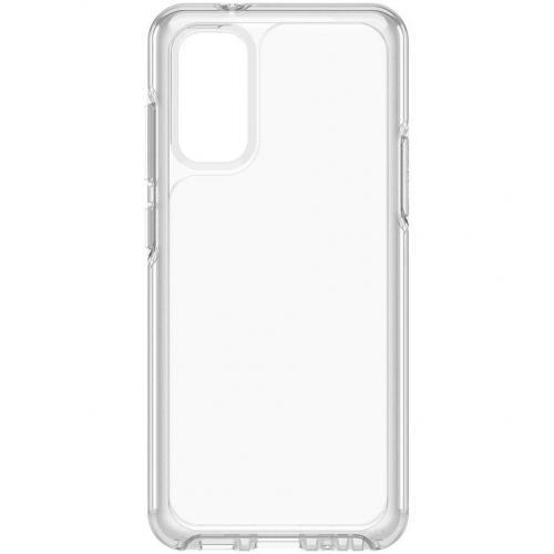 Symmetry Clear Backcover voor de Samsung Galaxy S20 Plus - Transparant