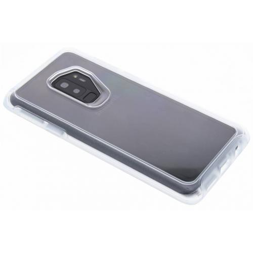 Symmetry Clear Backcover voor Samsung Galaxy S9 Plus - Transparant