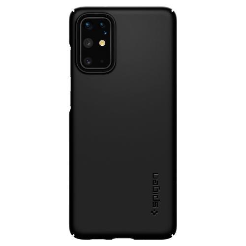 Thin Fit Backcover voor de Samsung Galaxy S20 Plus - Zwart