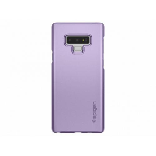 Thin Fit Backcover voor Samsung Galaxy Note 9 - Paars