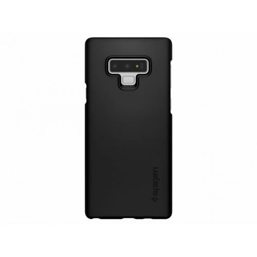 Thin Fit Backcover voor Samsung Galaxy Note 9 - Zwart