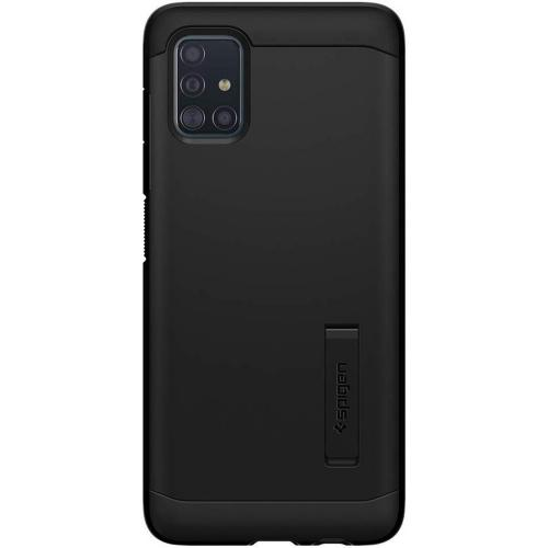 Tough Armor Backcover voor Samsung Galaxy A51 - Zwart
