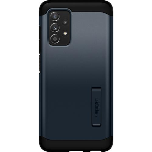 Tough Armor Backcover voor Samsung Galaxy A52 (5G) / A52 (4G) - Metal Slate