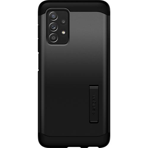 Tough Armor Backcover voor Samsung Galaxy A52 (5G) / A52 (4G) - Zwart