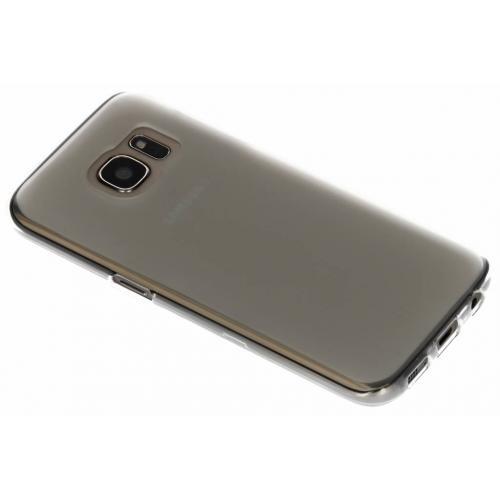 Transparante Gel Case voor de Samsung Galaxy S7