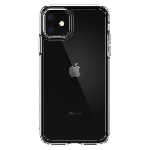 Ultra Hybrid Backcover voor de iPhone 11 - Transparant