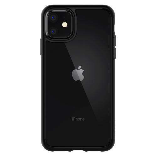 Ultra Hybrid Backcover voor de iPhone 11 - Zwart