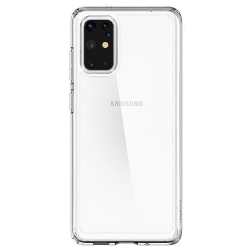 Ultra Hybrid Backcover voor de Samsung Galaxy S20 Plus - Transparant