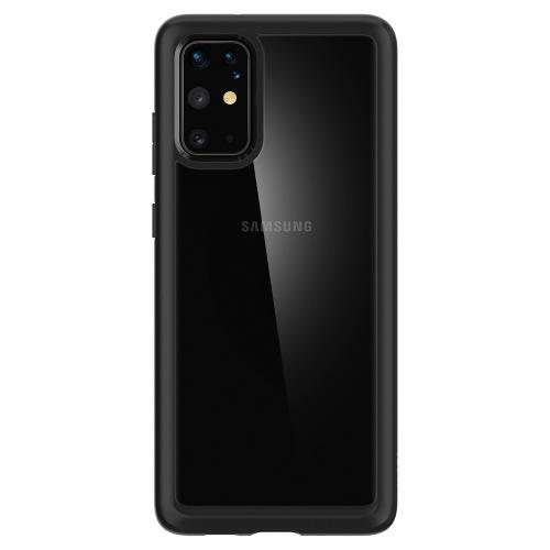 Ultra Hybrid Backcover voor de Samsung Galaxy S20 Plus - Zwart