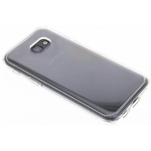 Ultra Hybrid Backcover voor Samsung Galaxy A5 (2017) - Transparant