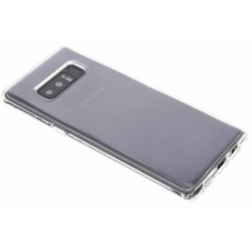 Ultra Hybrid Backcover voor Samsung Galaxy Note 8 - Transparant