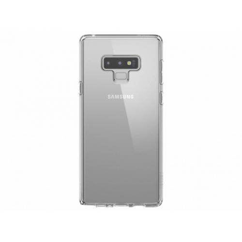 Ultra Hybrid Backcover voor Samsung Galaxy Note 9 - Transparant