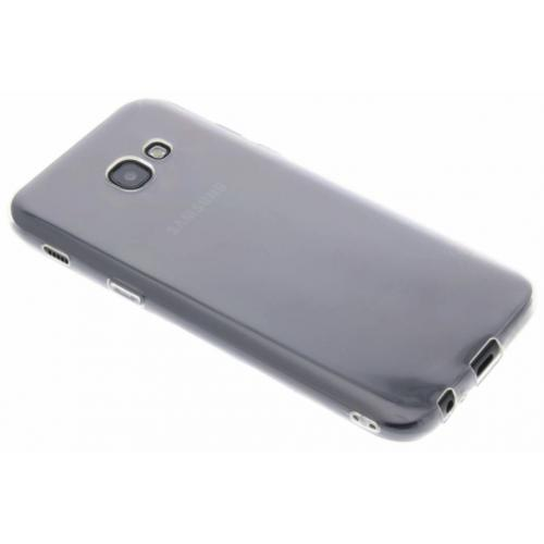 Ultra Thin Transparant Backcover voor Samsung Galaxy A5 (2017) - Transparant