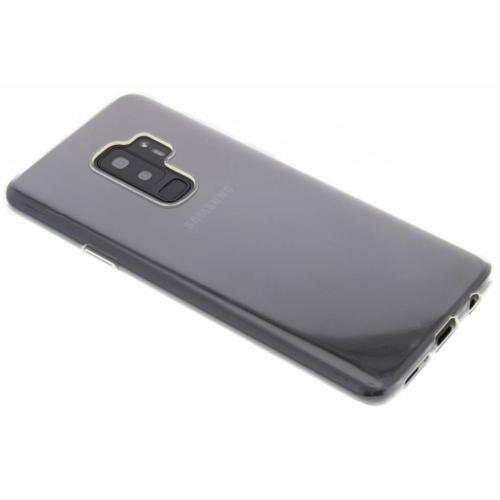 Ultra Thin Transparant Backcover voor Samsung Galaxy S9 Plus - Transparant