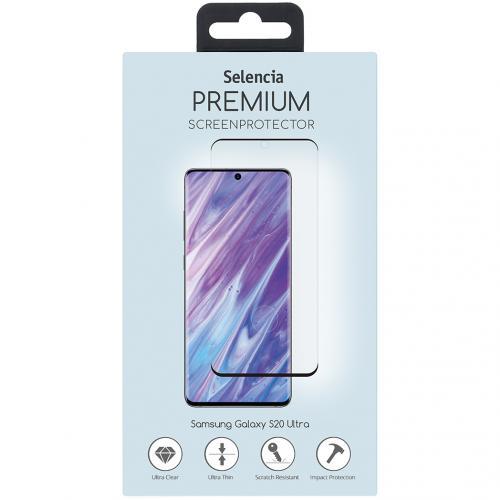 Ultrasonic sensor premium screenprotector voor de Samsung Galaxy S20 Ultra