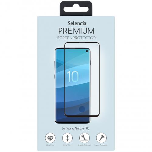 Ultrasonic sensor premium screenprotector voor Samsung Galaxy S10