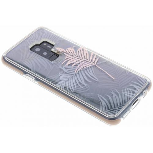 Victoria Backcover voor Samsung Galaxy S9 Plus - Palms