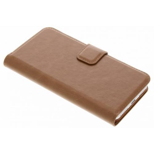 Wallet Booktype voor iPhone 8 / 7 / 6s / 6 - Bruin