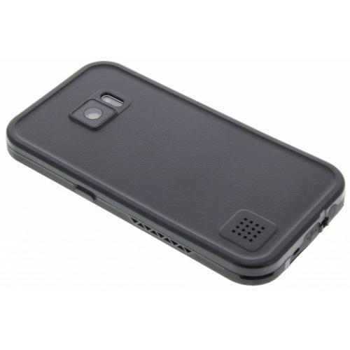 XLF Waterproof Backcover voor Samsung Galaxy S7 - Zwart
