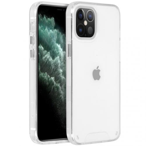 Xtreme Impact Backcover voor de iPhone 12 6.7 inch - Transparant