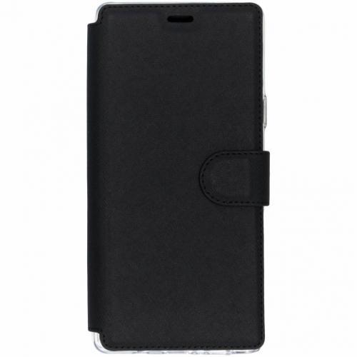 Xtreme Wallet Booktype voor Samsung Galaxy Note 9 - Zwart