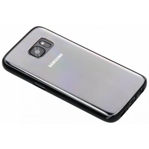 Zwarte Duo Case voor de Samsung Galaxy S7