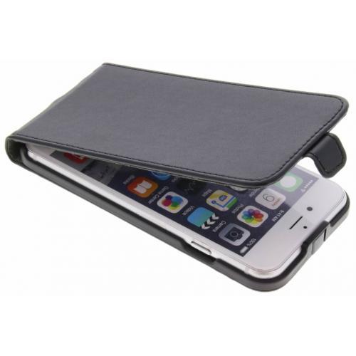 Zwarte Flip Case voor de iPhone 6 / 6s
