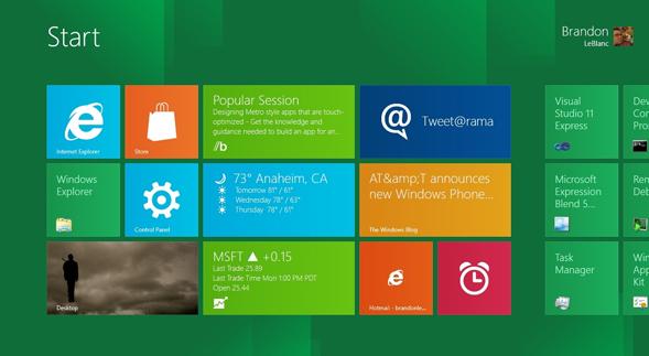 Windows 8 Professional