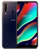 Wiko View 3 Pro - 64 plus4 GB - Antraciet /Goud